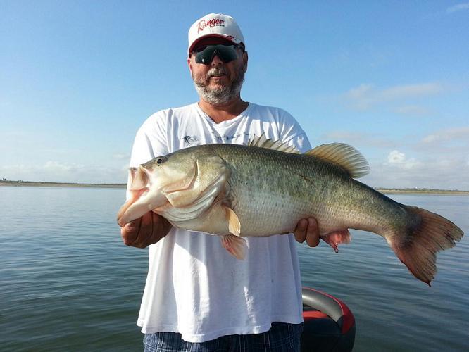 Bass champs south championship falcon ttz fishing forum for Falcon lake fishing